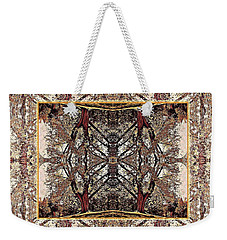 Golden Tree Design Weekender Tote Bag