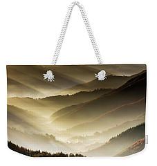 Golden Valley Weekender Tote Bag