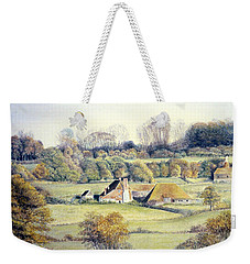Golden Valley Weekender Tote Bag