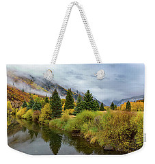 Golden Valley Weekender Tote Bag by Tim Stanley