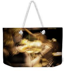 Golden Violin -  Weekender Tote Bag