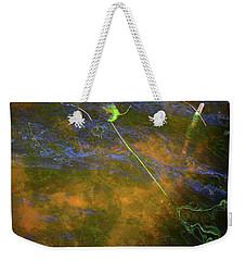 Golden Waters Weekender Tote Bag
