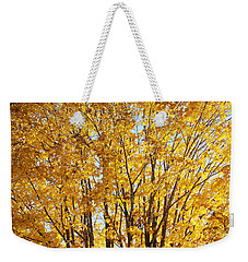 Goldenyellows Weekender Tote Bag by Aimelle