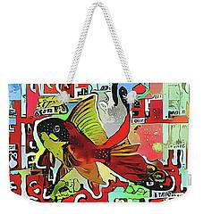 Goldfish #2 Weekender Tote Bag