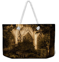 Paris, France - Goldoni In The Park Weekender Tote Bag