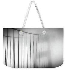 Golen Gate Fog Weekender Tote Bag
