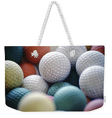 Golf Balls Weekender Tote Bag