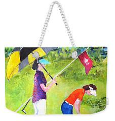 Golf Buddies #3 Weekender Tote Bag