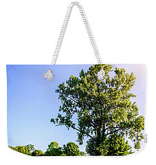 Weekender Tote Bag featuring the photograph Golf Course by Alexey Stiop