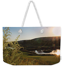 Golf - Foursome Weekender Tote Bag by Jason Nicholas