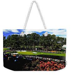 Golf Masters Weekender Tote Bag