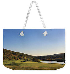 Golf - Natural Curves Weekender Tote Bag by Jason Nicholas
