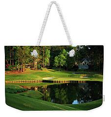 Golf The Landing #3 Reynolds Plantation Lake Oconee Ga Art Weekender Tote Bag