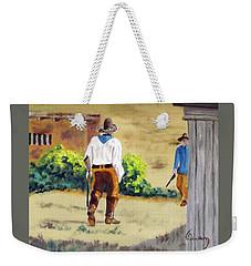 Golondrinas Rancho Riflemen Weekender Tote Bag