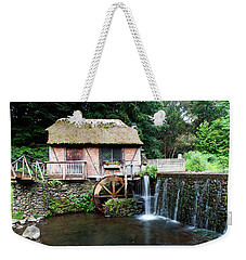 Weekender Tote Bag featuring the photograph Gomez Mill In Summer #2 by Jeff Severson