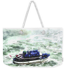 Maid Of The Mist Weekender Tote Bag