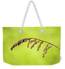 Gone To Seed Weekender Tote Bag