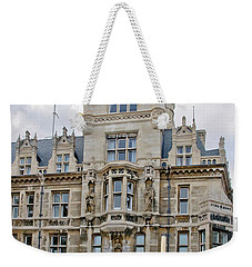 Gonville And Caius College. Cambridge. Weekender Tote Bag