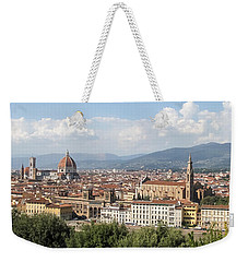 Goodbye To Florence Weekender Tote Bag