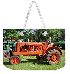 Good Day On The Farm Weekender Tote Bag