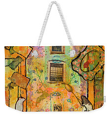 Good Enough To Eat With A Spoon Weekender Tote Bag