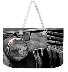 Weekender Tote Bag featuring the photograph Good Eye by Christopher McKenzie