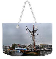Good Friends Sailboat South Haven Weekender Tote Bag
