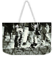 Good Game Weekender Tote Bag