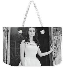 Good Girl Lost Weekender Tote Bag