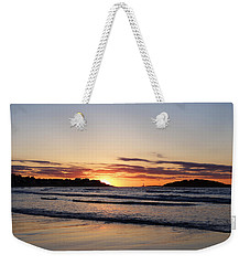 Good Harbor Beach At Sunrise Gloucester Ma Weekender Tote Bag