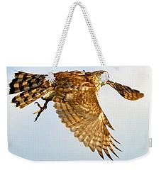 Good Hawk Hunting Weekender Tote Bag