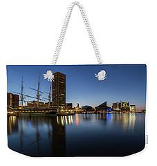 Good Morning Baltimore Weekender Tote Bag