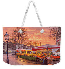 Good Morning Gouda-2 Weekender Tote Bag