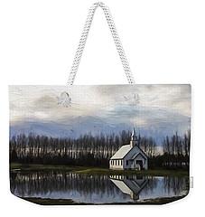 Good Morning - Hope Valley Art Weekender Tote Bag