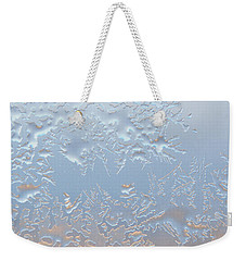 Good Morning Ice Weekender Tote Bag