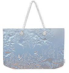 Good Morning Ice Weekender Tote Bag