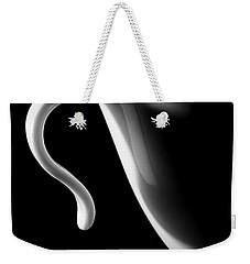 Good Morning Weekender Tote Bag by Lauren Radke