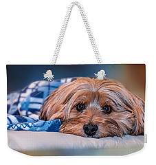 Good Morning Weekender Tote Bag