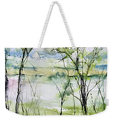 Good Morning On Da Bayou Faciane Weekender Tote Bag
