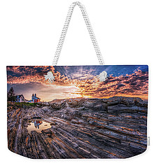 Good Morning Starshine Weekender Tote Bag