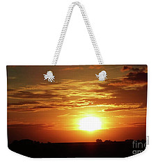 Good Morning Sun  Weekender Tote Bag