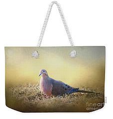 Good Mourning Dove Weekender Tote Bag