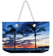 Good Night Coronado Weekender Tote Bag