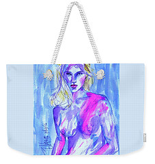 Goodbye Girls Weekender Tote Bag