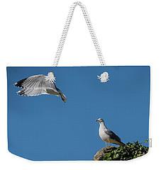 Goodbye My Love Weekender Tote Bag