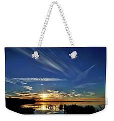 Goodnight Weekender Tote Bag
