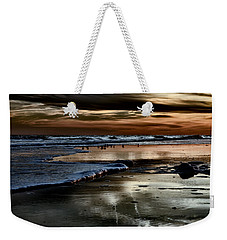 Goodnight Sun Isle Of Palms Weekender Tote Bag