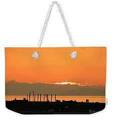 Goodnight Sun Weekender Tote Bag