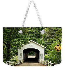 Goodpasture Covered Bridge Weekender Tote Bag
