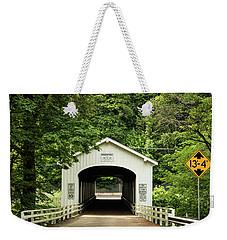 Goodpasture Covered Bridge Weekender Tote Bag